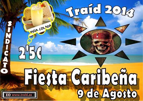 fiesta caribeña 2014 traid